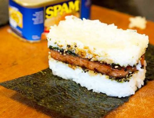 Spam- Maui's Most Unusual Local Food