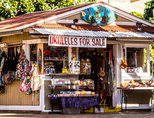 Buying Maui Gifts and Mementos to Take Home