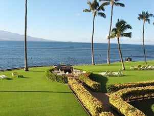 photo of a maalaea kai resort rental exterior